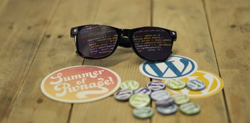 Summer of Pwnage, one month of WordPress pwning