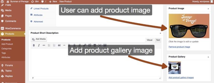 Persistent Cross-Site Scripting in WooCommerce using image metadata (EXIF)