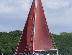 Image of the Solent Sailing Days yacht Freedom