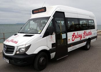 Image of the Selsey Shuttle Community Mini-bus