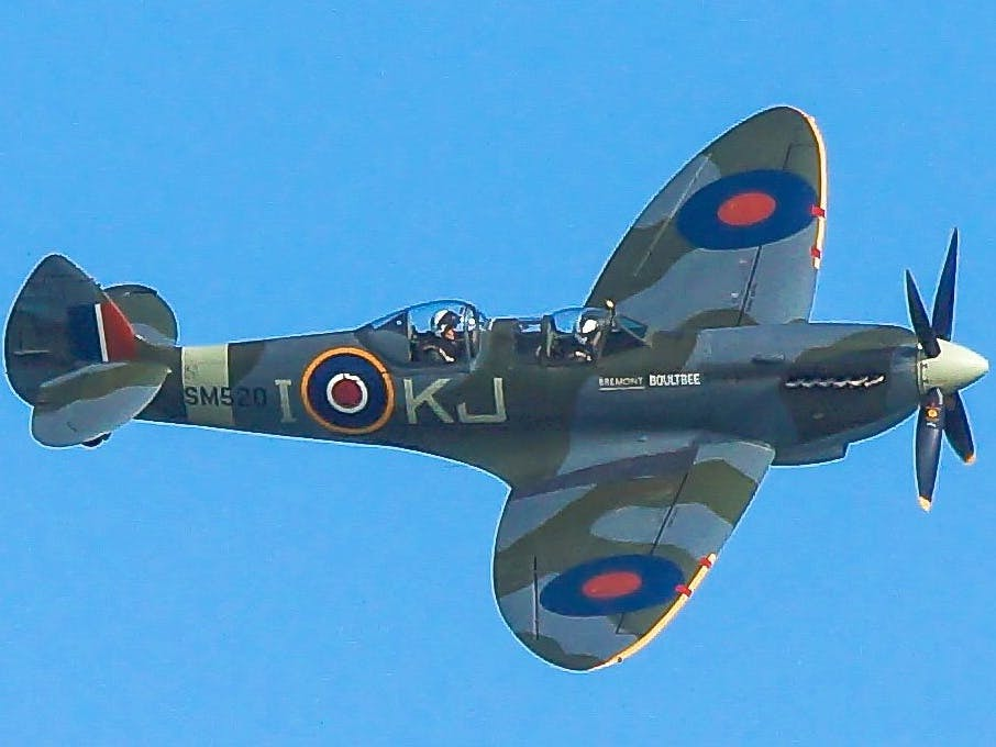 ALG Selsey's Spitfire which shot down first enemy aircraft on D-Day