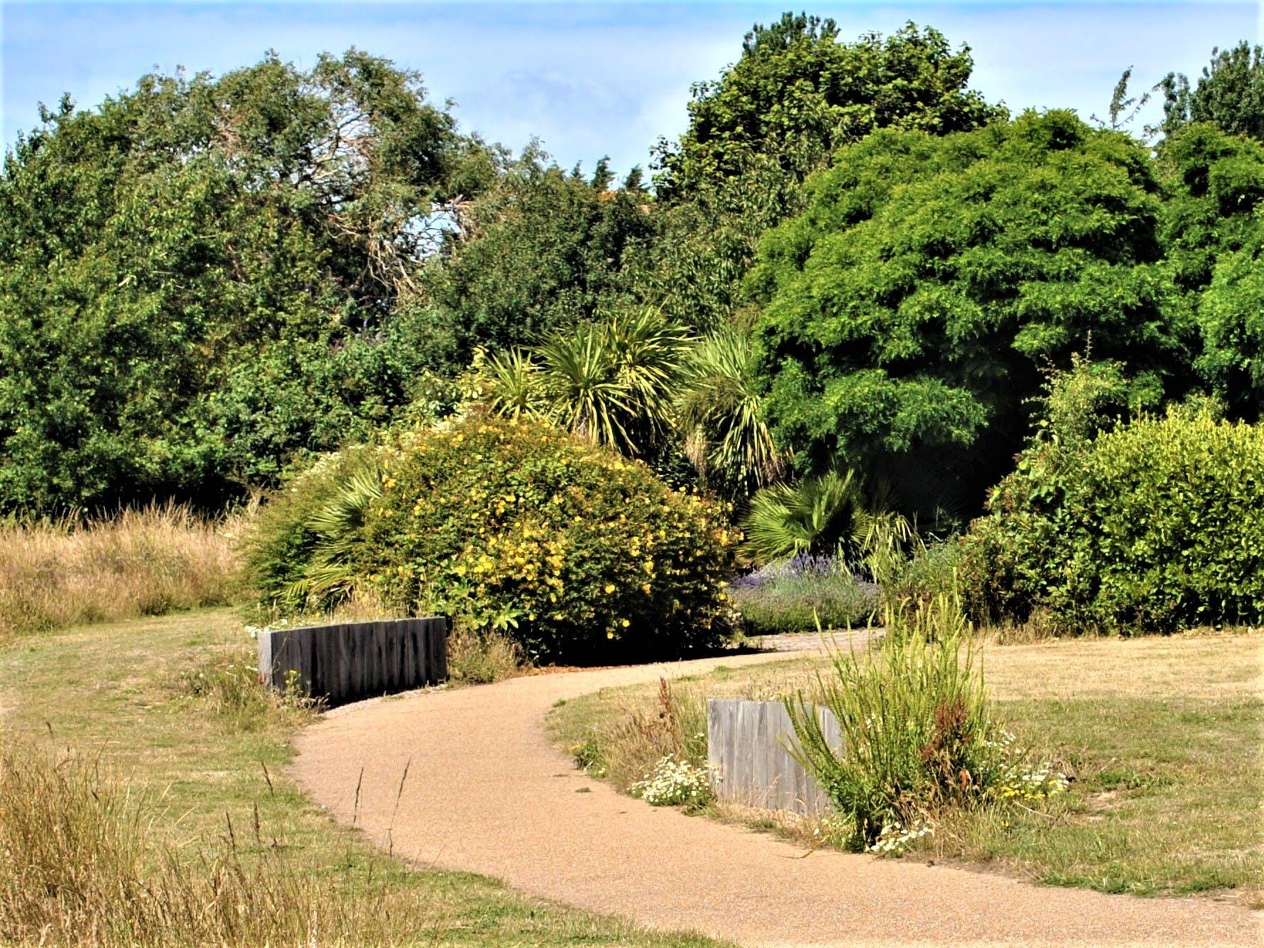 Manor Green Park Sensory Garden Entrance