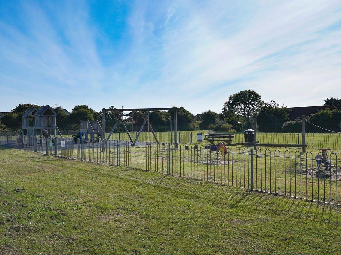 Hillfield Park Playground