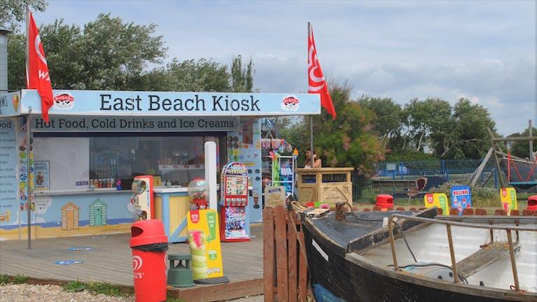 East Beach Kiosk