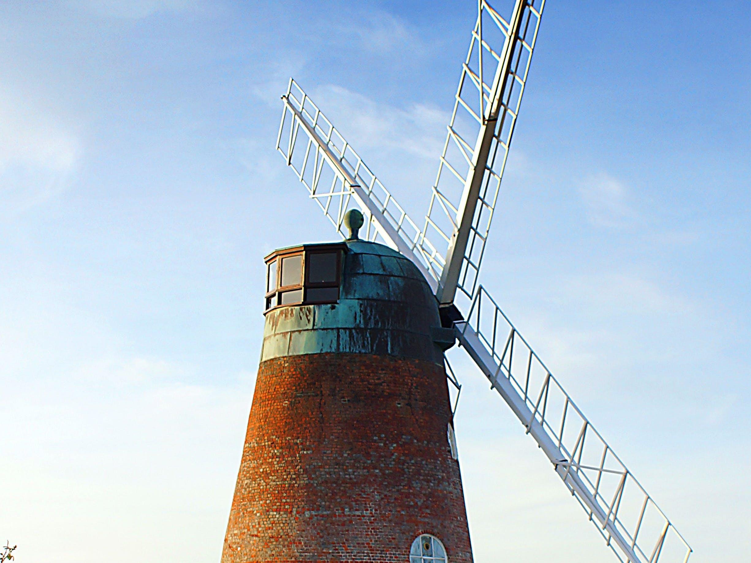 Medmerry Mill, courtesy CoastalJJ
