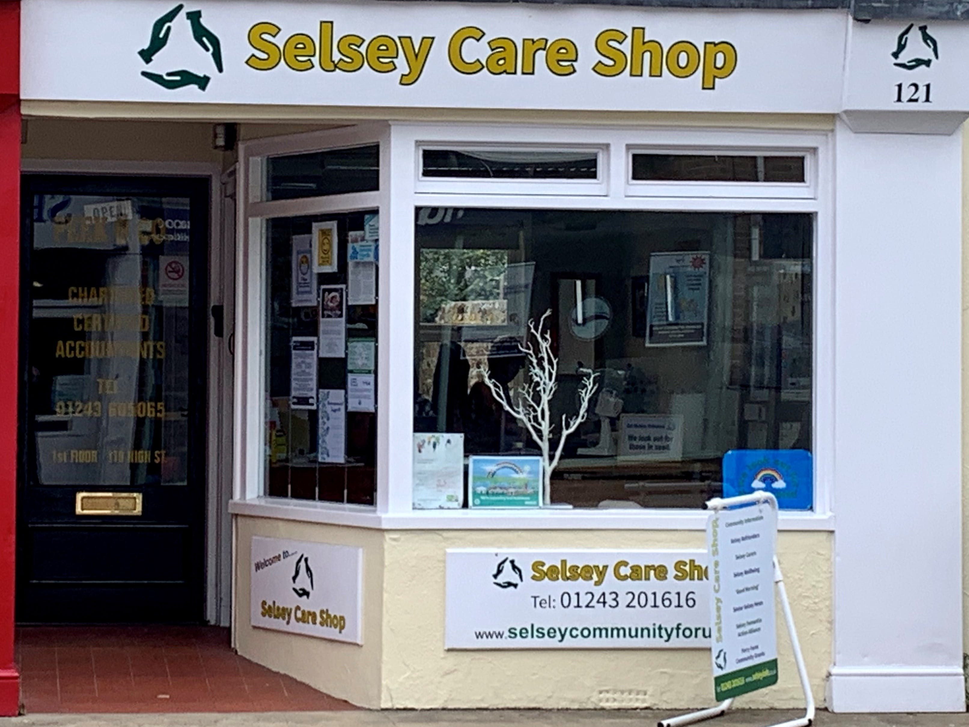 Selsey Care Shop