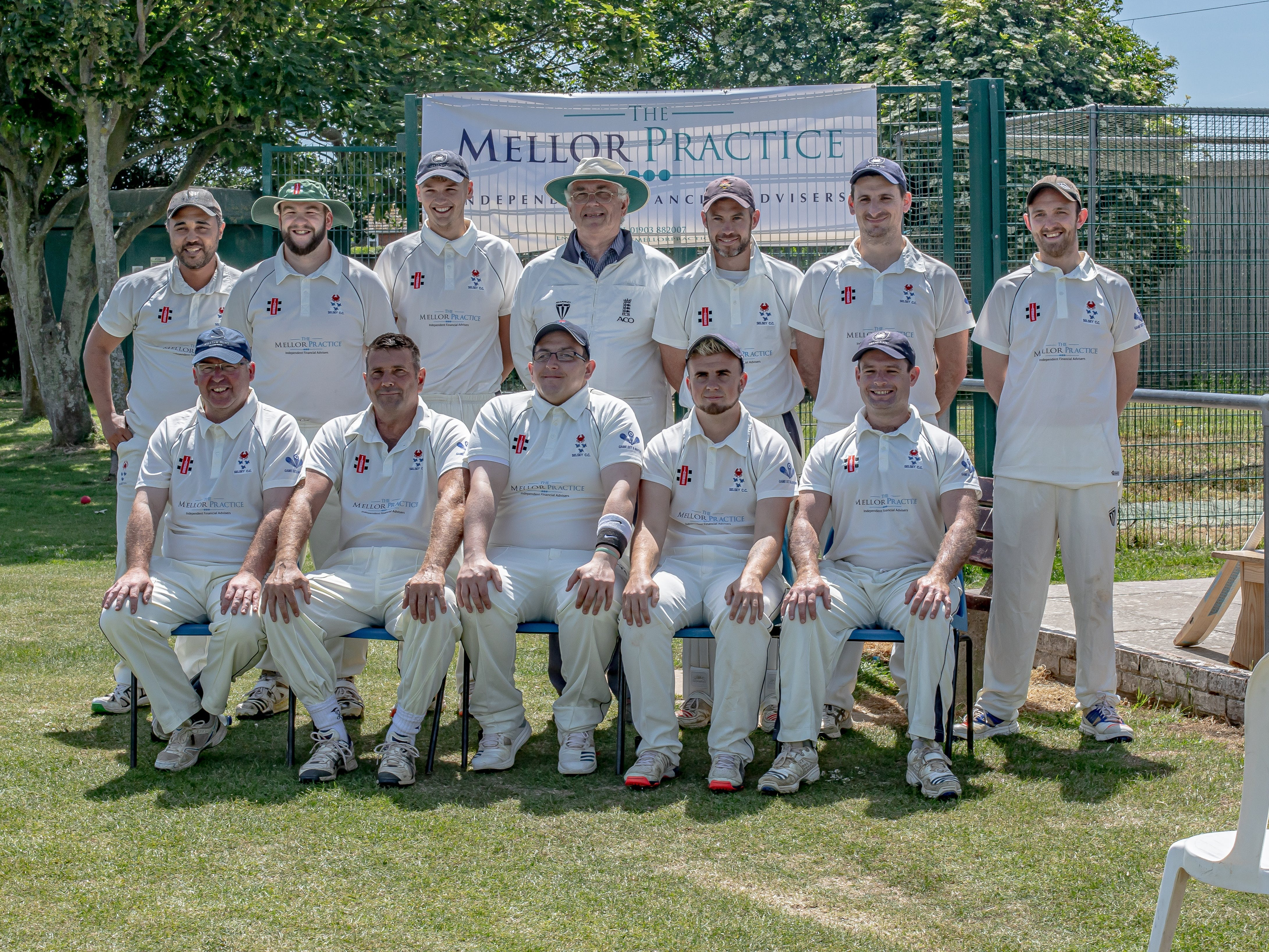 Selsey Cricket Team 2019