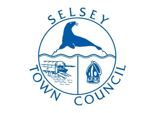Selsey Town Council logo
