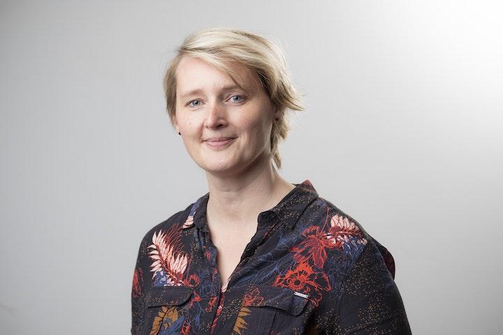 Tineke Knoester, coördinator winkels & vrijwilligers Terre des Hommes