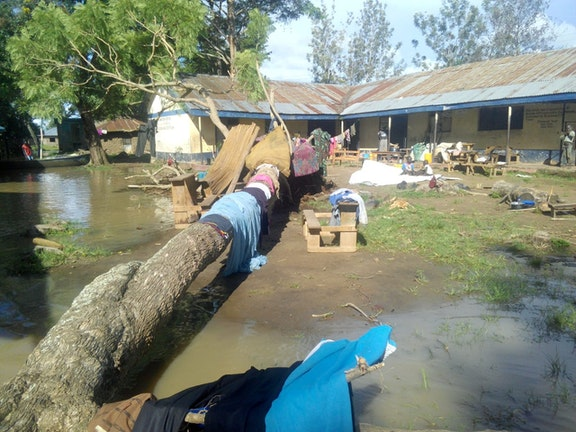 Terre des Hommes Netherlands provides food relief for families hit by the COVID-19 crisis and floods in Busia Kenya
