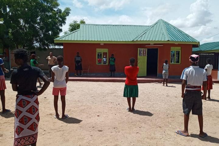Keeping sexual exploitation survivors safe from COVID-19 in Turkana Kenya