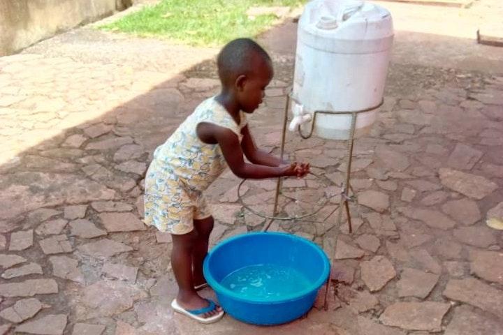 Support to child trafficking survivors despite COVID-19 lockdown in Uganda