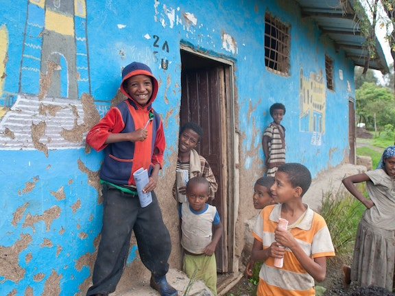 Terre des Hommes Netherlands Focus on children's vulnerability in the Covid-19 crisis in Ethiopia