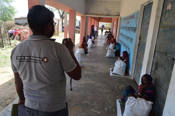 TDH NL India Response in Koderma and Giridih