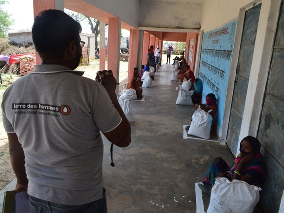 TDH NL India Response in Koderma and Giridih