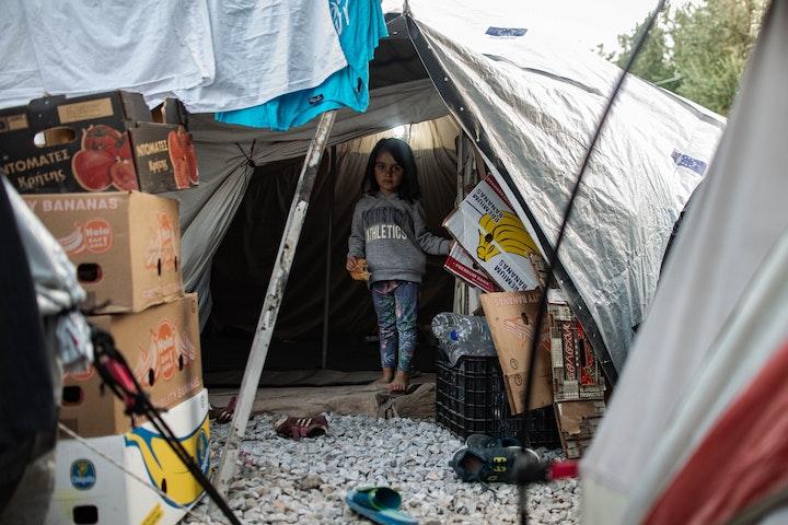 Terre des Hommes steunt oproep vluchtelingen Lesbos en Chios snel te evacueren