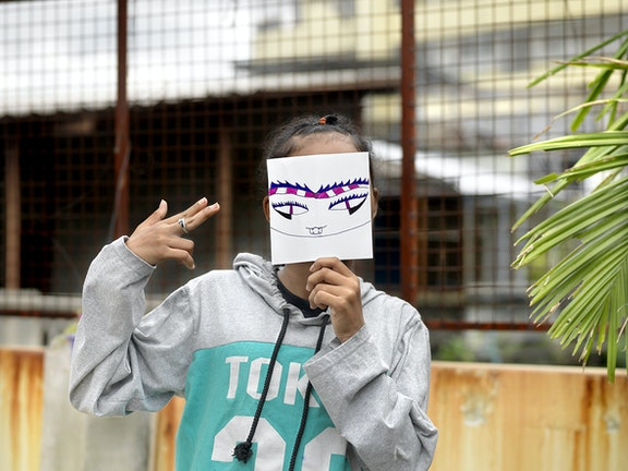 Bijzondere expositie 'This is me' te bewonderen tijdens de Aziatische Kindertop van 2019 in Bangkok