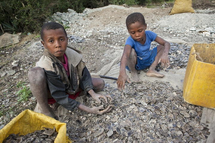 The fight against child labour in Madagascar