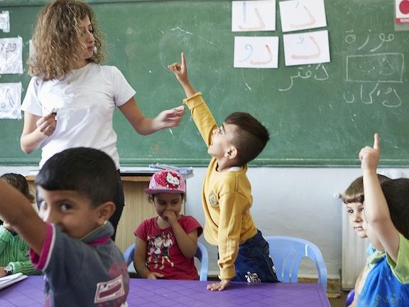 2,5 jaar onderwijs voor Syrische vluchtelingenkinderen: dit zijn onze resultaten.