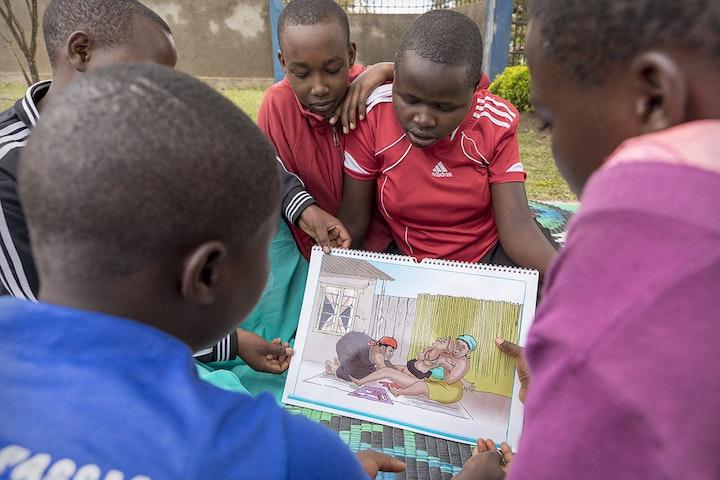 De strijd tegen kindermisbruik in Afrika