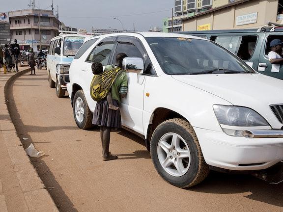 De strijd tegen kinderhandel in Afrika