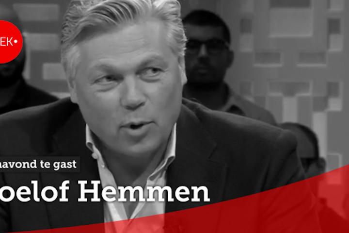 In de media: Het succes van Roelof Hemmen gaat undercover.