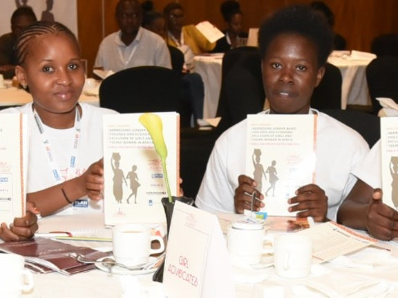 Launch of research report Safely Engaged: Addressing Gender-Based Violence and Economic Exclusion of Girls and Young Women in Kenya