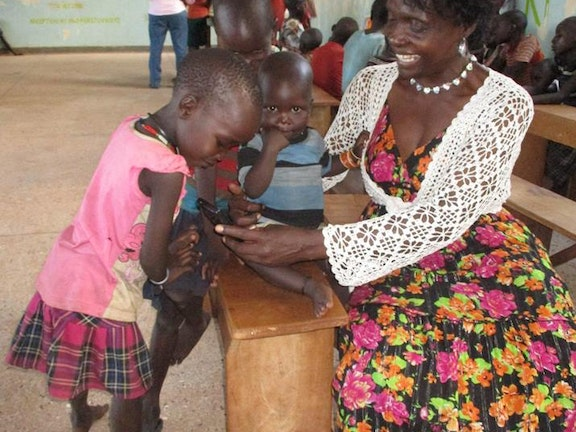54 street connected children have been rescued off the streets of Kampala, Uganda