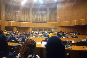 African CSOs jointly voice child rights issues before the African Union