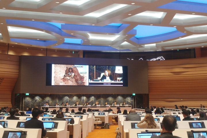 Terre des Hommes' winning pitch on the UN Forum on Busines and Human Rights