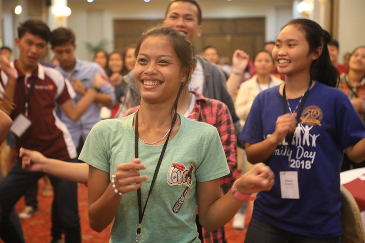 TdH hosts National Children's Solution Summit with local partners in the Philippines