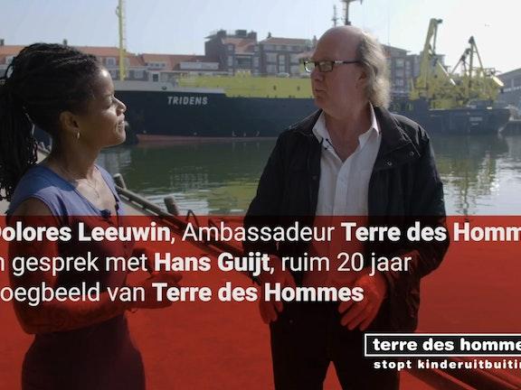 Dolores Leeuwin interviewt Hans Guijt