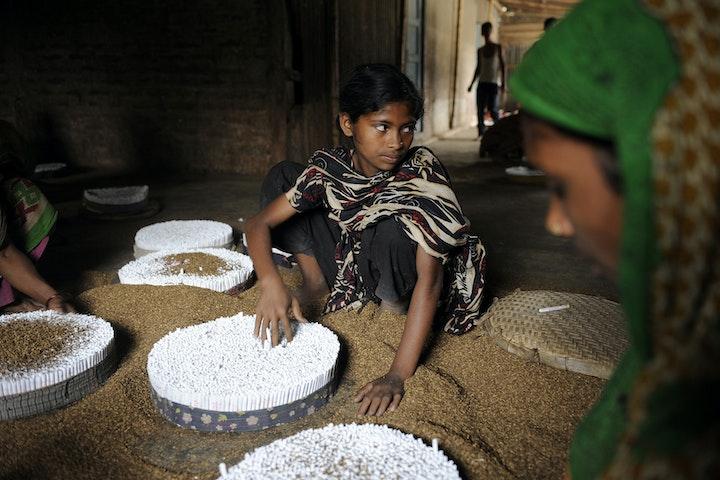 Kinderarbeid in Bangladesh