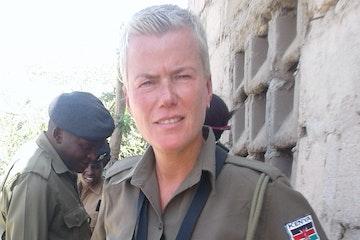 'Ellie op patrouille' met Terre des Hommes in Kenia