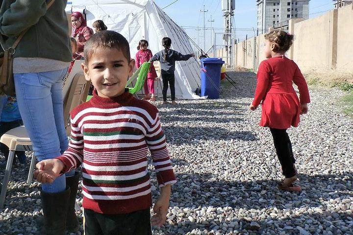 Nederlandse hulporganisaties slaan opnieuw handen ineen voor Irak Terre des Hommes