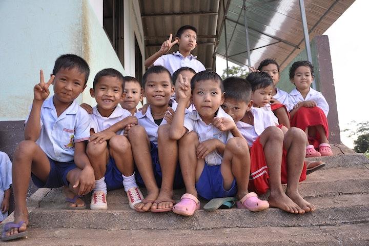 28 jaar erkenning voor kinderrechten Terre des Hommes Internationale Dag vande  rechten van het Kind