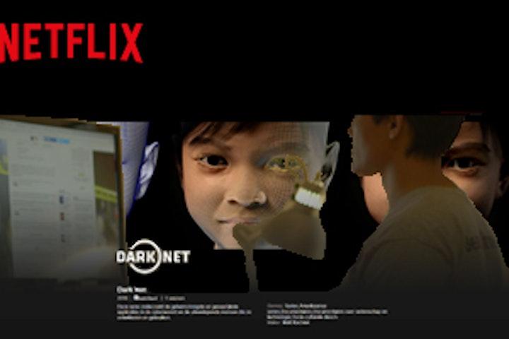 Sweetie nu ook op Netflix Terre des Hommes webcamseks met kinderen