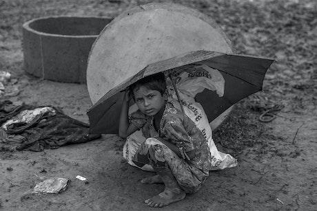 Honger en uitbuiting dreigt voor 250.000 Rohingya kinderen in Bangladesh Terre des Hommes noodhulp