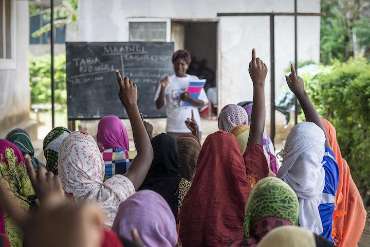 Ban op seksuele voorlichting opgeheven voor TDH partners in Oeganda
