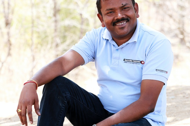 Thangaperumal Ponpandi, Country Manager India, Terre des Hommes