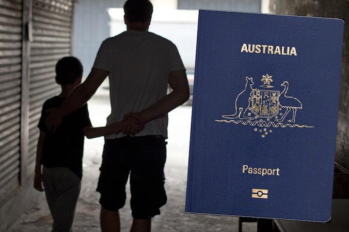 Paspoorten van veroordeelde Australische kindermisbruiker ingenomen Terre des Hommes seksuele uitbuiting van kinderen