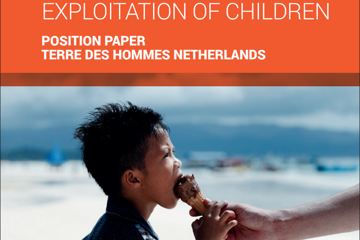 TDH Position Paper on Sexual Exploitation of Children