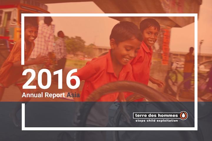 Asia Annual Report 2016