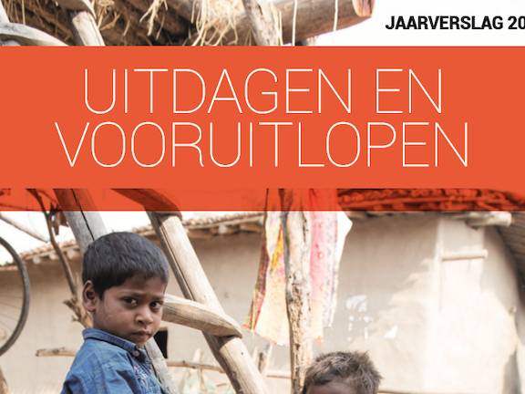 380,359 children supported in 2016 Annual Report 2016 Terre des Hommes Netherlands