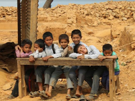 Hulpverlening Nepal met Giro555-geld gaat laatste fase in Terre des Hommes noodhulp