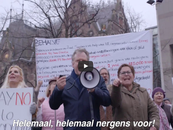 Dutch Relief Alliance Terre des Hommes noodhulp