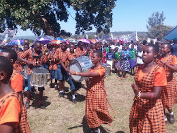 300 Tanzanian girls protected from Female Genital Mutilation by Terre des Hommes Netherlands