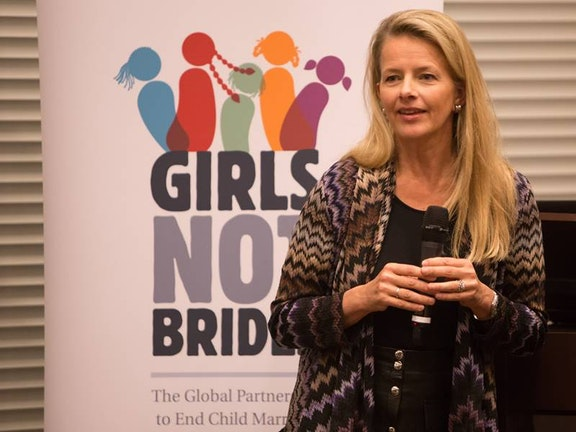 Mabel van Oranje lanceert Girls Not Brides Nederland