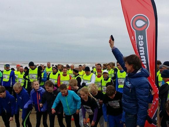 Scheveningen Zandvoort Strandmarathon Terre des Hommes