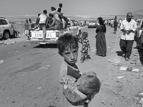 1 mln euro extra voor noodhulp Mosul aan Nederlandse hulporganisaties Terre des Hommes Irak